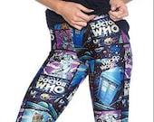 Dr Who Leggings