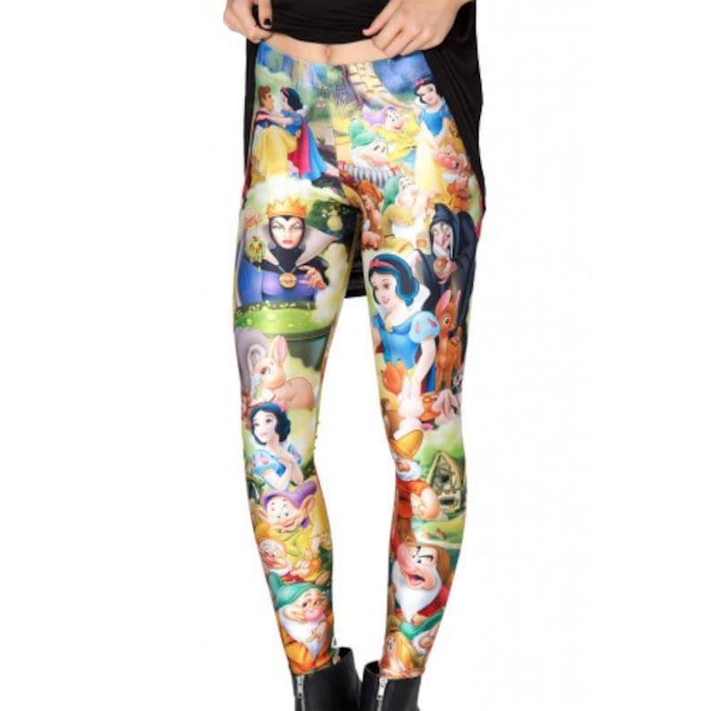 Disney Snow White Leggings image 0