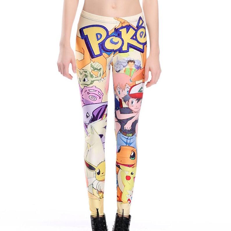 Pokemon Leggings image 0
