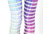 Pantone Colour Chart Leggings