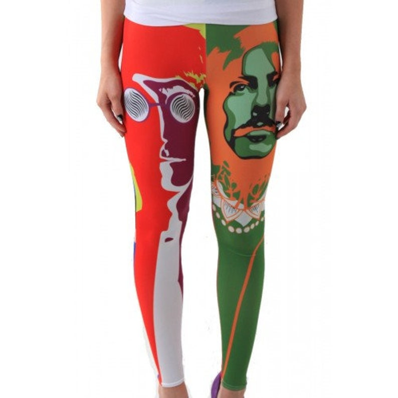 The Beatles Leggings image 0