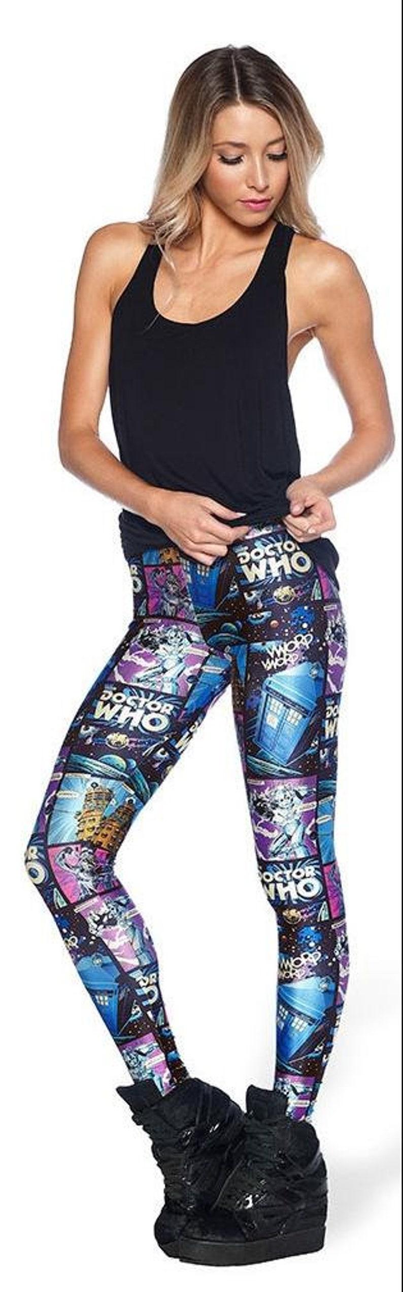 Dr Who Leggings image 0
