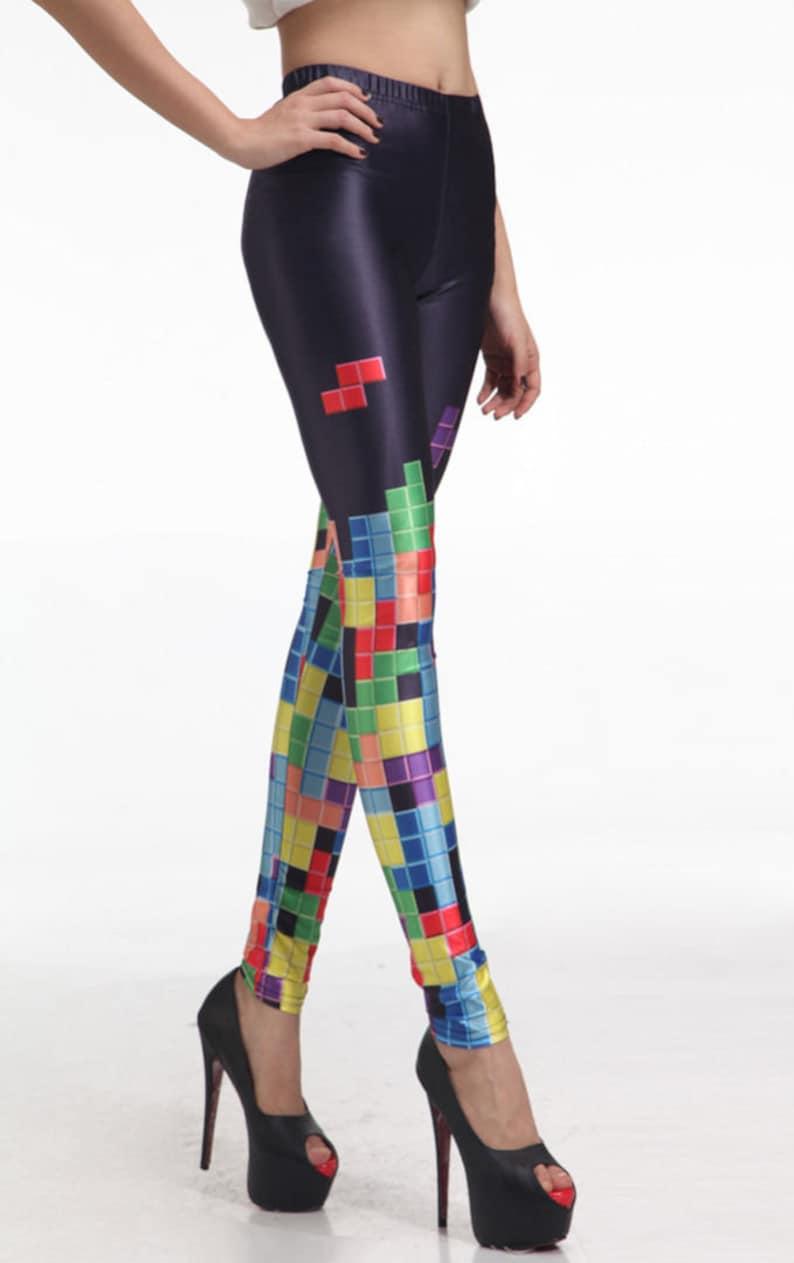 Tetris Leggings image 1
