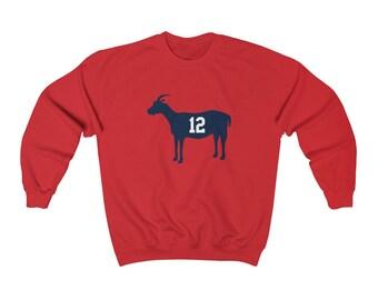 best sneakers 0b647 0e1ca Tom brady sweater | Etsy