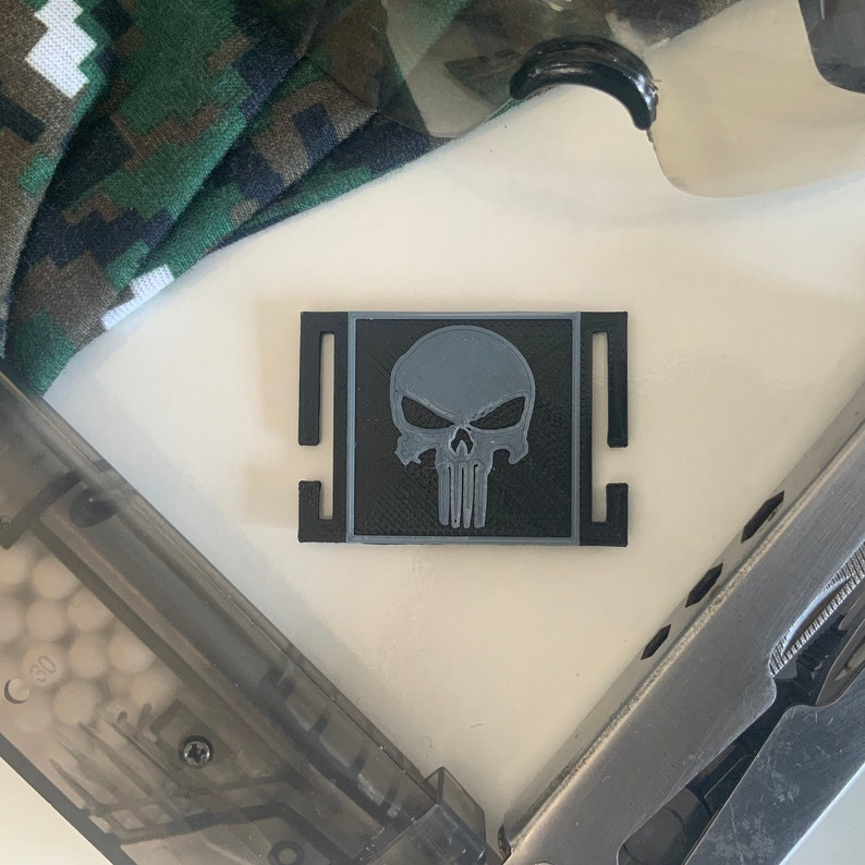 Punisher Molle Patch image 0