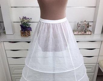 fb2654c2f2bc Hoops for flower girl dresses Underskirt Crinoline PettiCoat Large Hoop  Skirt Crinolina Costume Accessory Poof Puffy Underskirt Volume skirt