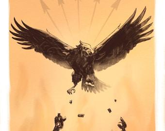 Eagle of freedom.