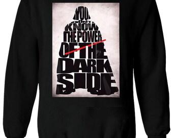 Mens Funny Parody Hoodie Darth Vader Go Yoda Jedi Sith Pokemon Death Star