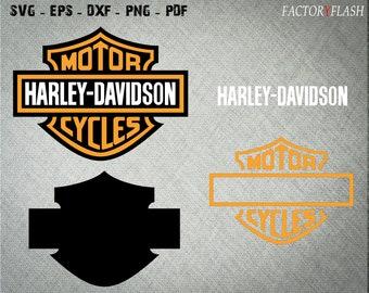 photo regarding Printable Harley Davidson Logo identify Harley davidson svg Etsy