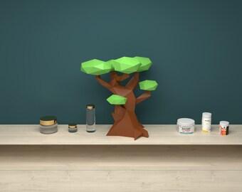 43+ Diy Low Poly Bonsai Tree (Printable) SVG