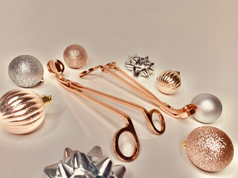 Rose Gold Wick Trimmer