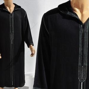 Moroccan djellaba oriental kaftan aid kaftan Traditional Moroccan clothes summer kaftan hight quality Djellaba for men