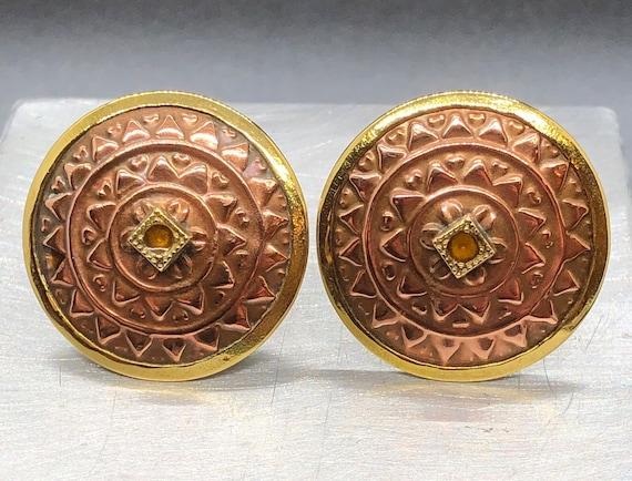 Vintage Marjorie Baer SF Earrings
