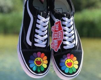Custom hand painted sneakers Follow MOODSICK_ by MOODSICK on