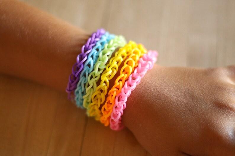 Orange Bracelet