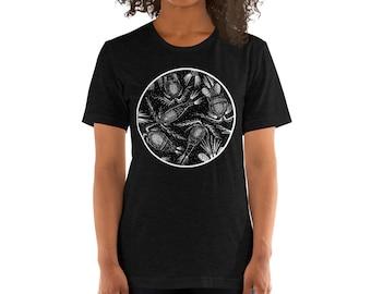 Cyclops, Copepod: Short-Sleeve Unisex T-Shirt