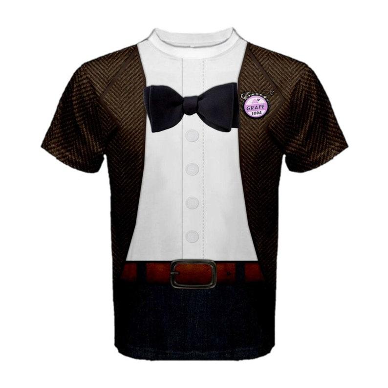 Fredricksen Up Inspired ATHLETIC Shirt Men/'s Mr