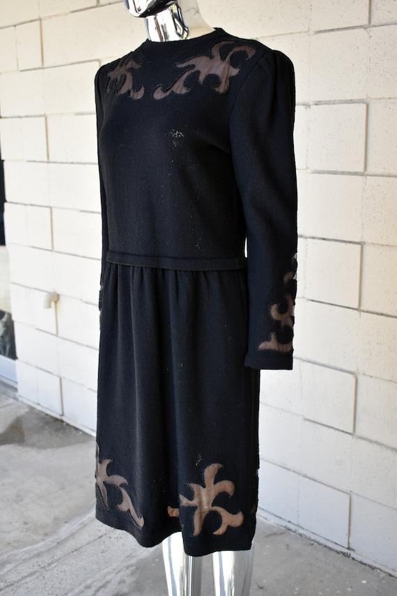 Adolfo Boucle 1990s Dress from I Magnin - image 4