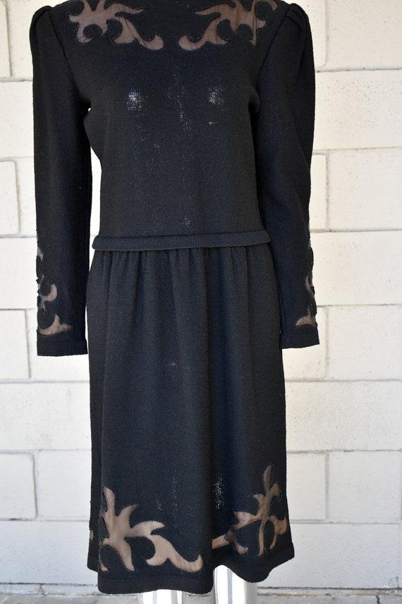 Adolfo Boucle 1990s Dress from I Magnin - image 3