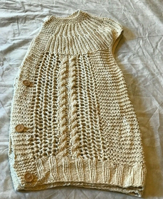 MAURADA Silk Ladies RARE Vintage Crochet Design Sl