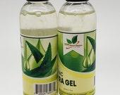 Aloe Vera gel organic 100 pure use for cream, lotion, shampoo, soap, conditioner 7-28oz