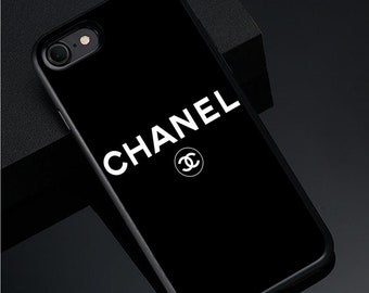 cc71cc8c959 Cases Chanel Circle iPhone X/XS Max XR 7 8 Plus 6S Case Cover Samsung S8 S9  S10 Plus Galaxy Note 8 9 Case Cover