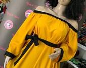 Africa print long dress for women 39 s off shoulder dress