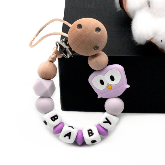dummy pacifier clip baby boy girl mouse and friends special boy clip 2
