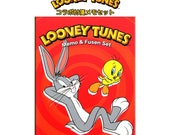 Exclusive Japan Looney Tunes or Tom and Jerry 4 Memo Pad 150 sheets - 1 pad Made in Japan