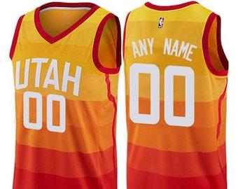 reputable site b8db8 3c7d6 Utah jazz jersey | Etsy
