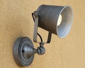 Wall Light Lamp Sconce Fixture, Retro Light, Industrial Light, Vintage Light, Swing Arm Wall Lamp, Rustic Lamp, Edison Wall Lamp, Bedside