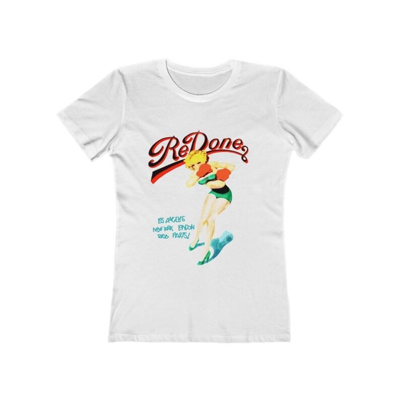 Susan Downey's Boxer Girl Shirt image 0