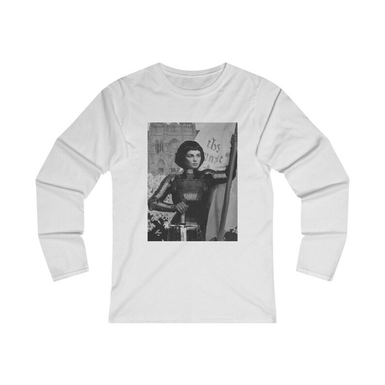 MJ's Joan of Ark Women's Long Sleeve Shirt image 0