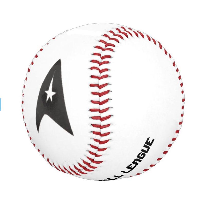Captain Sisko's Starfleet Baseball image 0