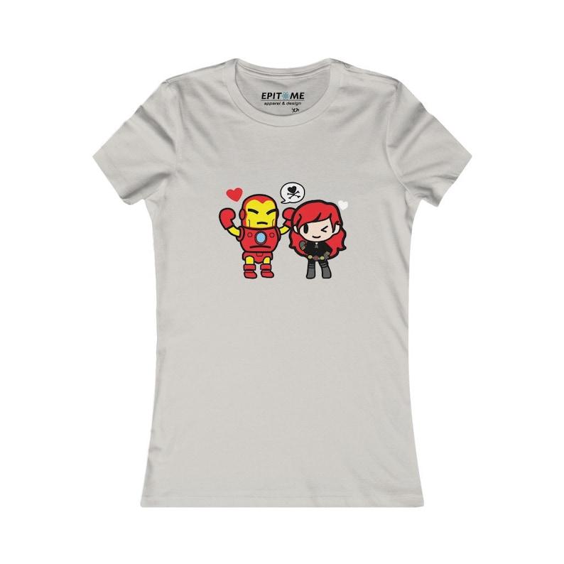 Custom Widow & Stark Women's Graphic Tee image 0