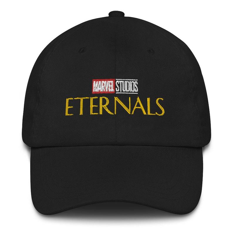 Eternals Cast & Crew Hat image 0