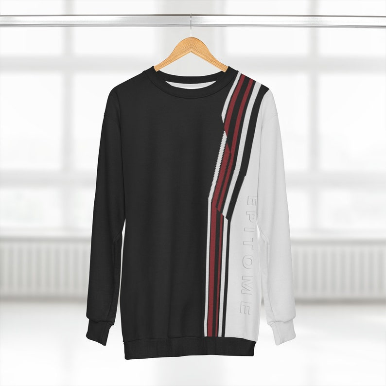 RDJ Striped Sweatshirt image 0