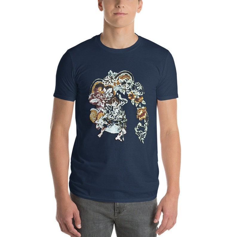 RDJ's Japanese Fisherman Motif Shirt image 0