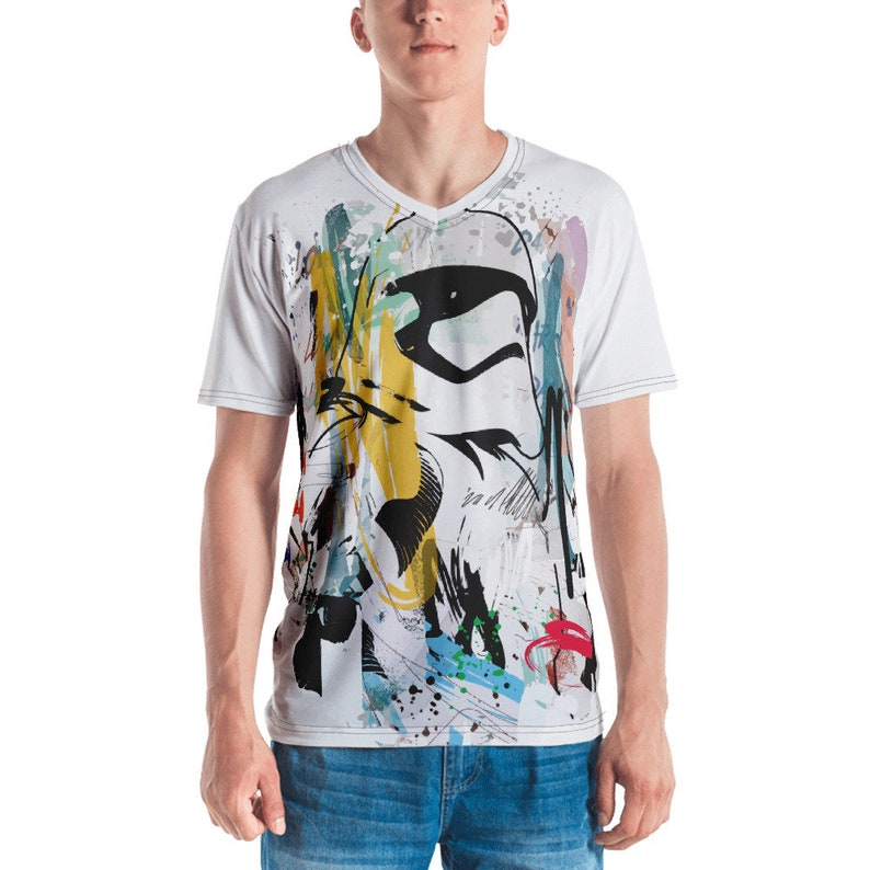Abstract Order Trooper Shirt image 0