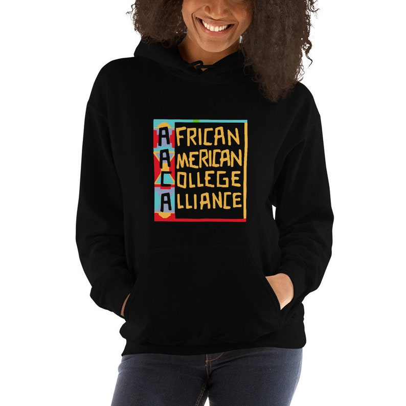 Luke Cage's African American College Alliance Hoodie image 0