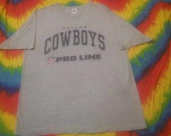 2e77fa1b Vintage dallas cowboys shirt xl | Etsy