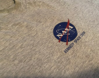 NASA Kennedy Space Station Tshirt Adult Size