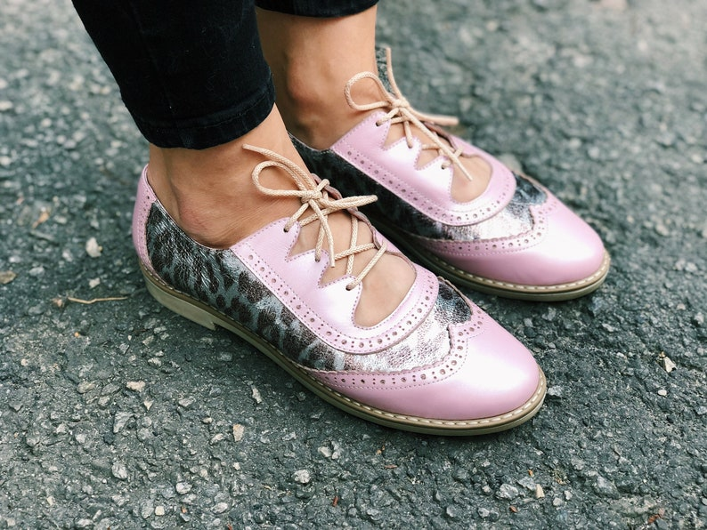 Flats shoes Oxford shoes women Hand made shoes Womens oxford shoes Leather shoes women Custom shoes Oxford shoes Comfortable shoes
