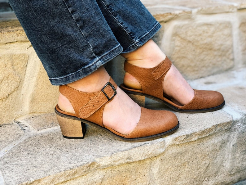 Clogs Women,Clogs,Swedish Clogs,Women Clogs,Sandals,Clogs With Straps,Clogs Sandals,Leather Clogs,Heeled Clogs,Yellow Clogs,Sandal Clogs