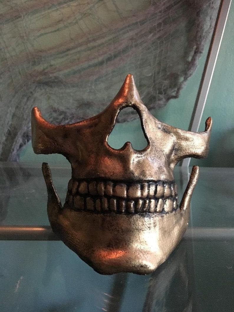 Higgs Golden Mask Death Stranding