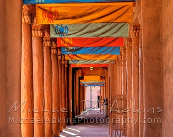 Fine Art Photography, Archival, Photography, Photo, Print, Santa Fe, Palace of the Governors