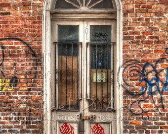 Fine Art Photography, Archival, Photography, Photo, Print, NOLA, New Orleans, French Quarter, Door