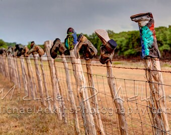 Fine Art Photography, Archival, Photography, Photo, Print, Boot Hill, Texas, Hill Country