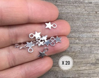 5 x Alloy Pink Dress Charms UK Seller