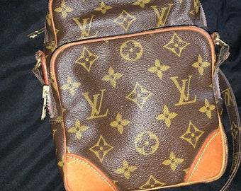 Louis Vuitton Crossbody Etsy